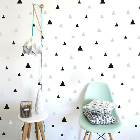 Triangles Wall Sticker