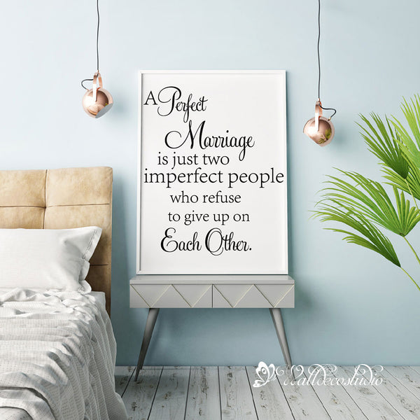 Perfect Marriage Love Quote