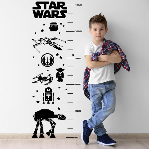 Star Wars Height Chart