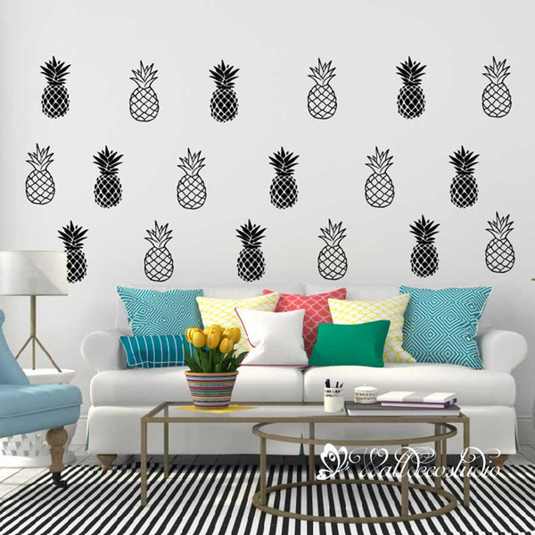 30PCS Pinapples Set