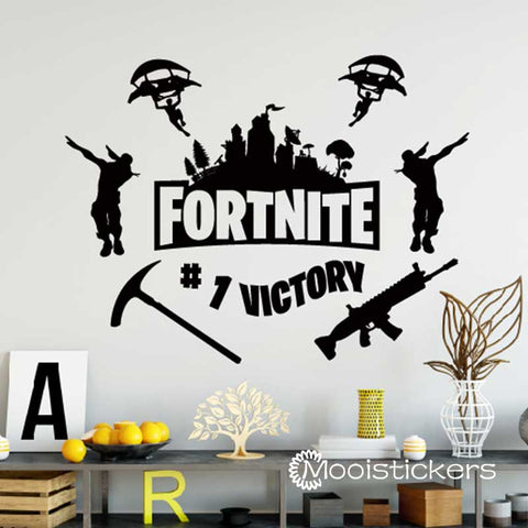 Game Wall Sticker