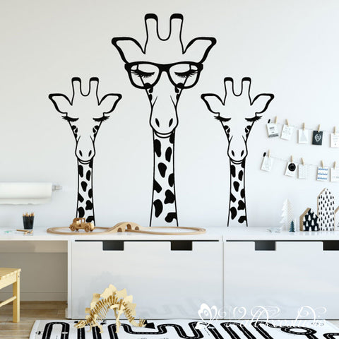 Giraffes Collection