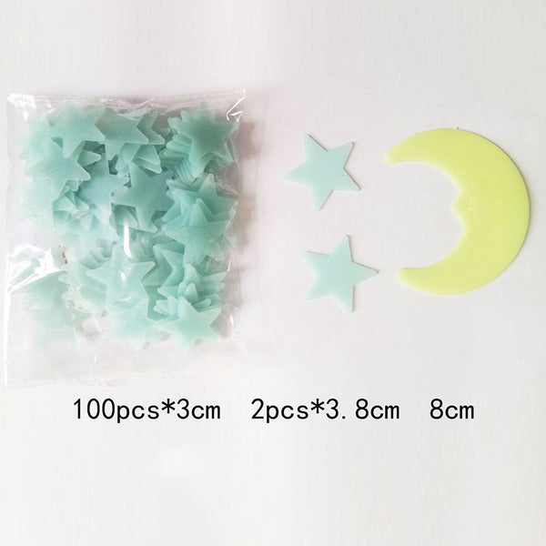 Glow Moon and Stars Set