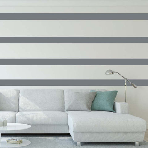 Stripe Pattern Stripe Wall Sticker