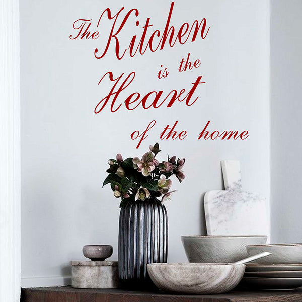 The Kitchen Is the Heart of Home