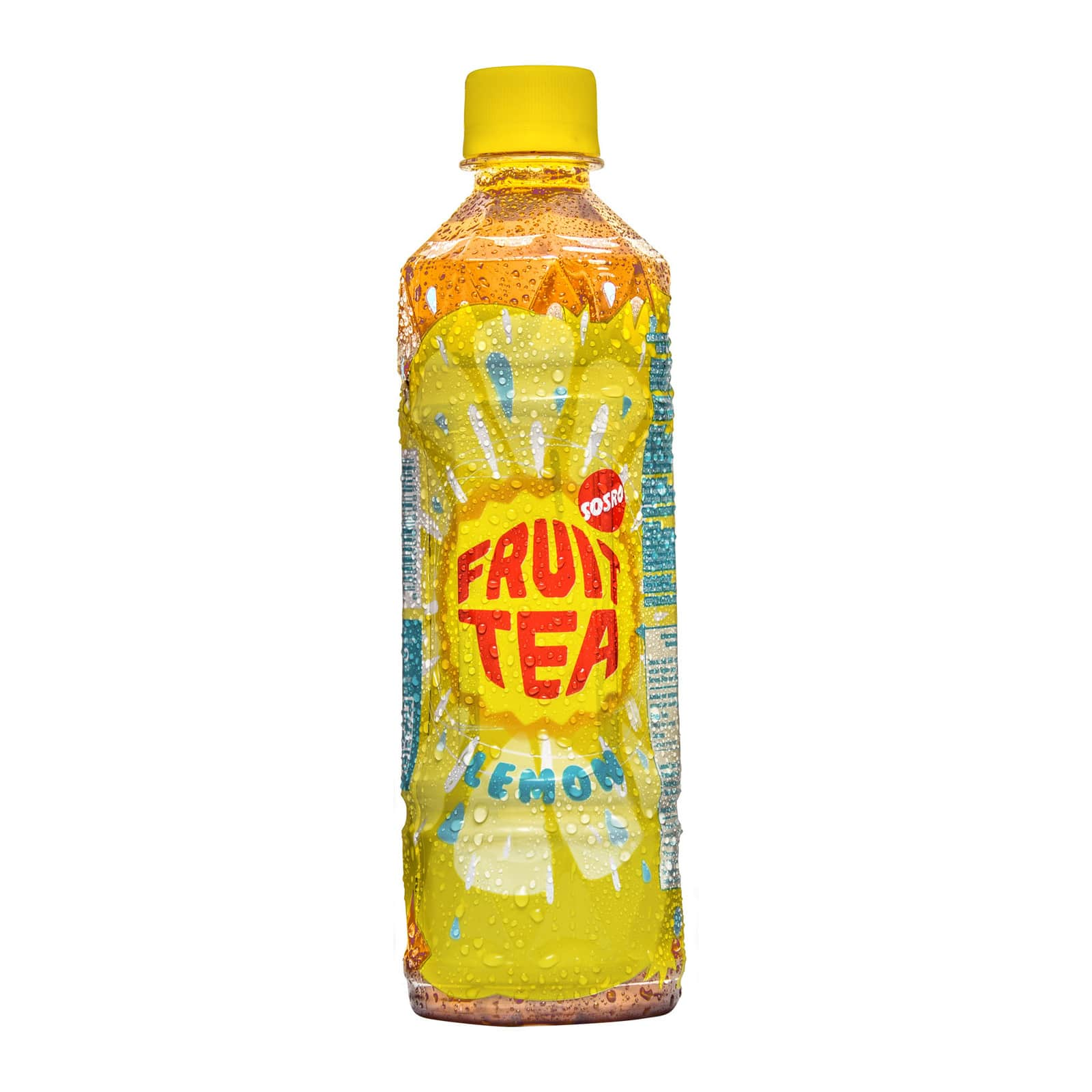 Sosro Lemon Fruit Tea 500ml