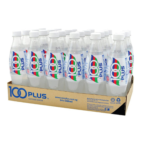 100 Plus (24 Bottles x 500ml)