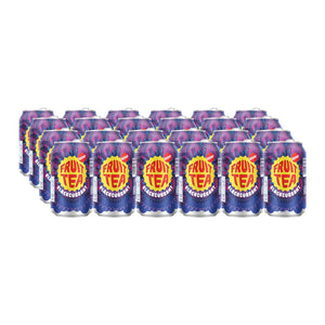 Sosro Blackcurrant Fruit Tea Carton (24 Cans x 318ml)
