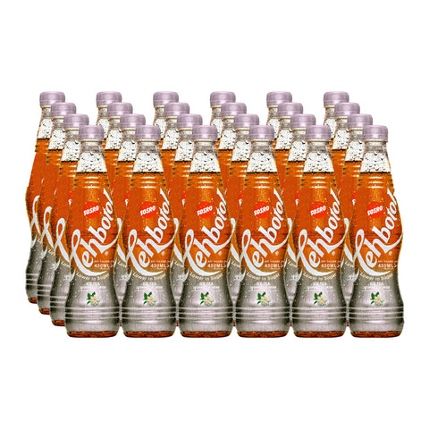 Sosro Tehbotol Lower in Sugar Carton (24 Bottles x 450ml)