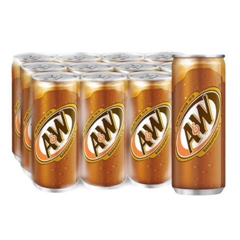 A&W (12 Cans x 320ml)