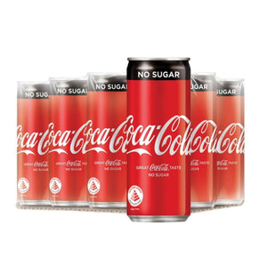 Coca Cola Coke Zero (12 Cans x 320ml)