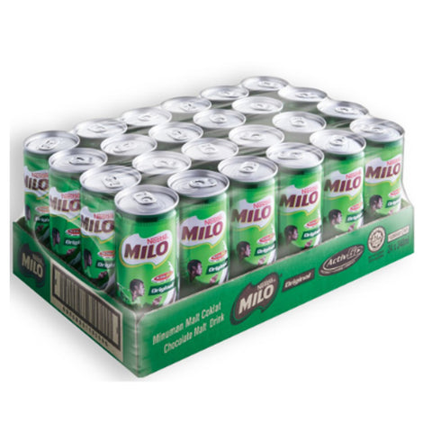 Milo Original (24 Cans x 240ml)