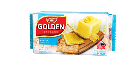 Monesco Golden Malkist Crackers Butter