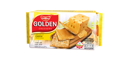 Monesco Golden Malkist Crackers Cheese