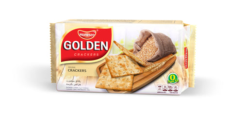 Monesco Golden Malkist Crackers Original