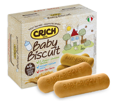 Crich Baby Biscuits