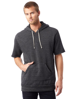 Alternative Apparel	03501F2	Baller Eco-Fleece Pullover Hoodie