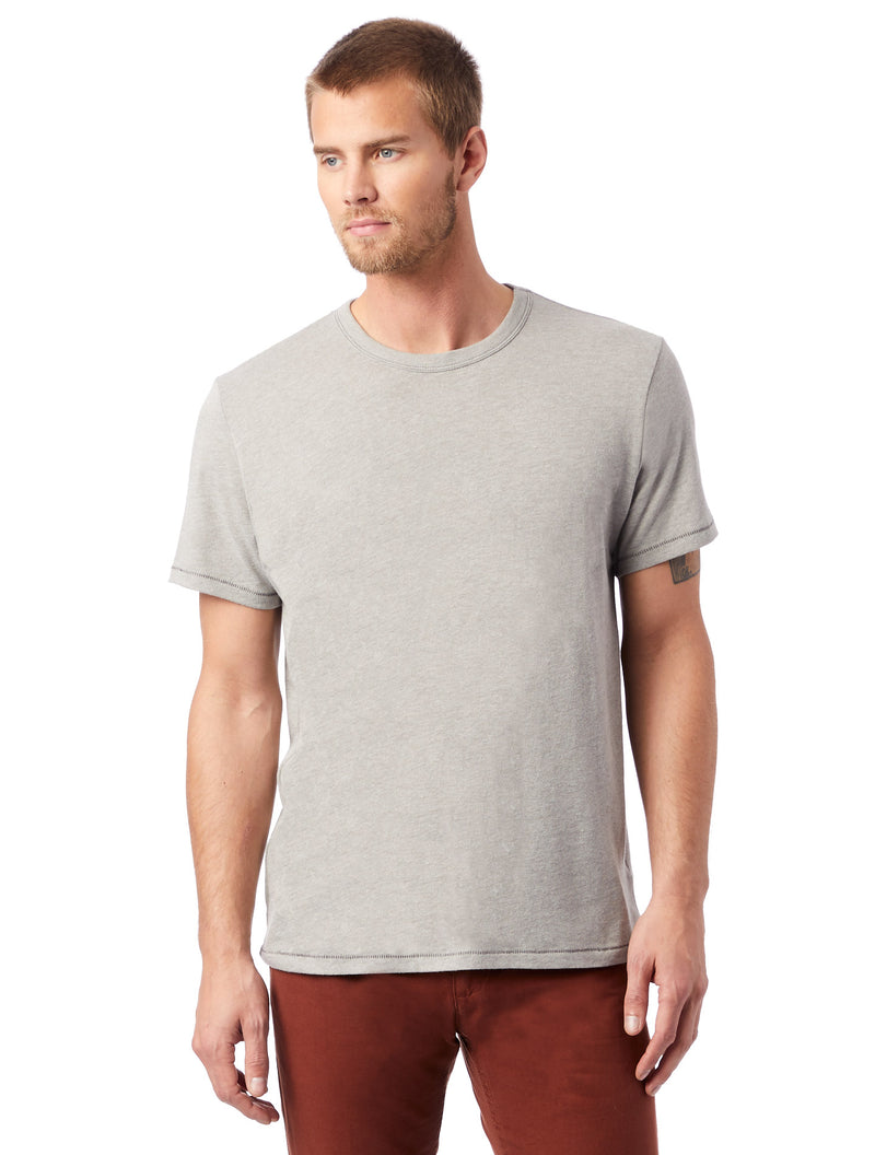 Alternative Apparel	05050BP	Keeper Vintage Jersey Crew T-Shirt