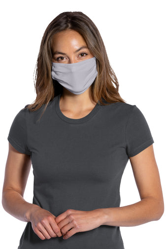 Port Authority® Cotton Knit Face Mask