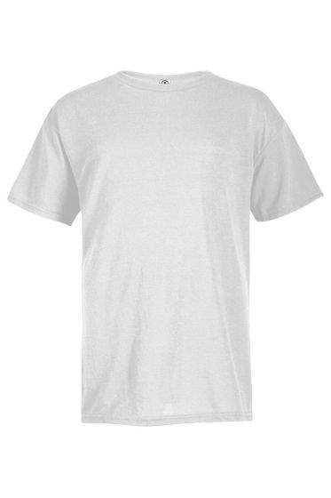Delta Apparel 11001 Poly Performance Tee