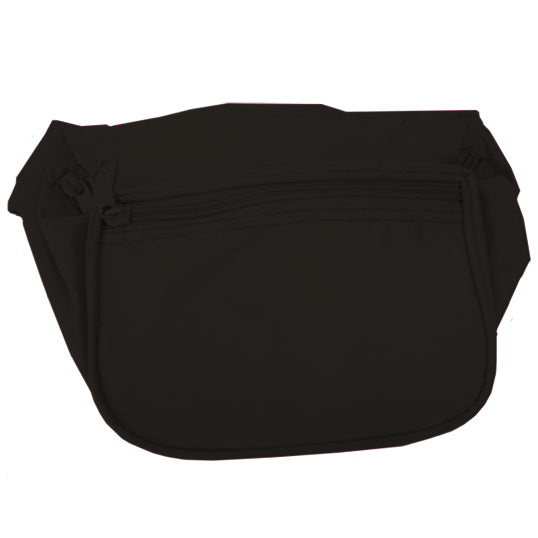 1703 3-Pocket Nylon Fanny Pack