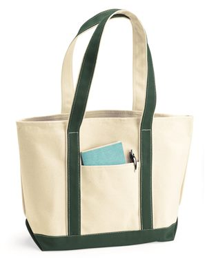 Liberty Bags 8871 Large Boater Tote