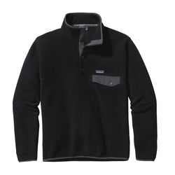 Patagonia 25580 Men's Lightweight Synchilla® Snap-T® Fleece Pullover