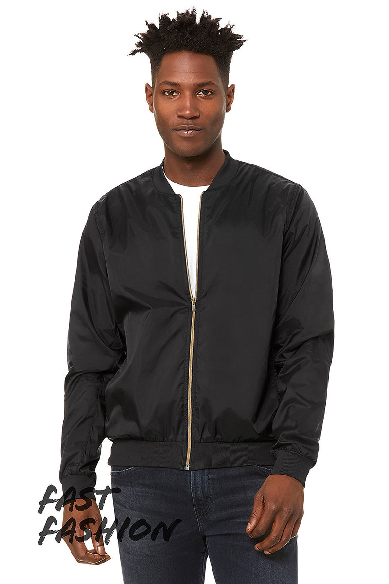Bella + Canvas 3950 Unisex Lightweight Bomber