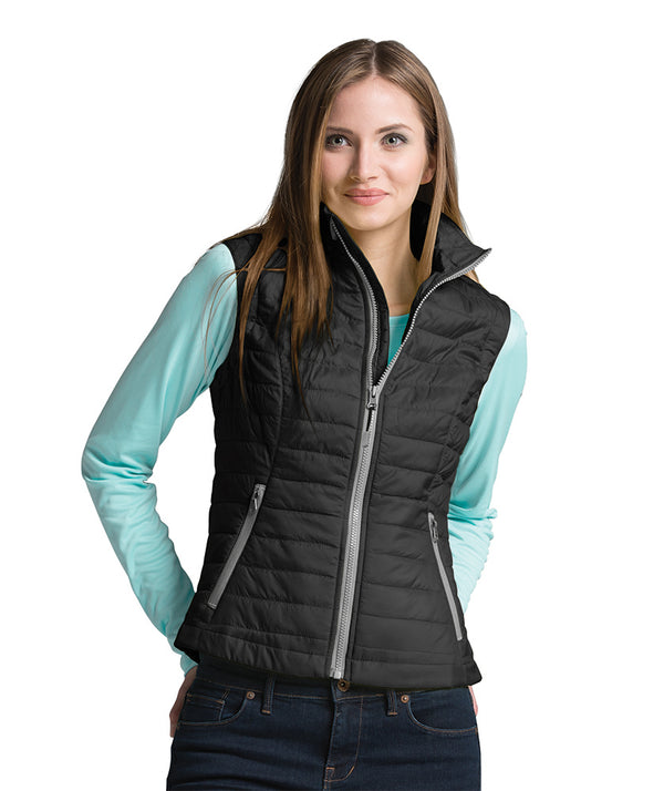 Charles River Apparel 5535 Women's Radius Quilted Vest
