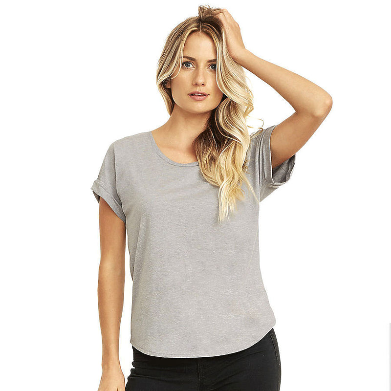 Next Level Apparel 6360 Roll Sleeve Dolman