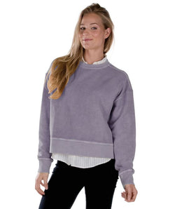 Charles River Apparel 9031 Camden Crew Crop