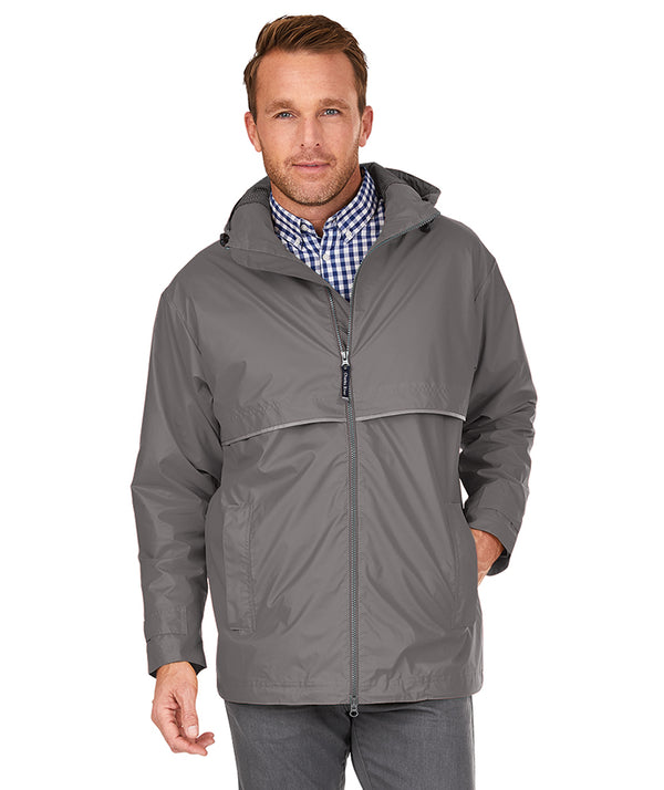 Charles River Men's New Englander® Rain Jacket