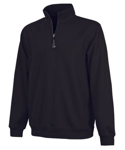 Charles River Apparel 9359 Adult Crosswind Quarter Zip Sweatshirt