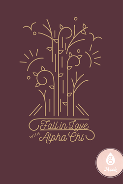Alpha Chi Omega Fall In Love FA27
