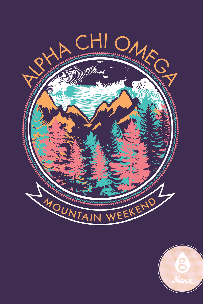 Alpha Chi Omega Mountain Weekend