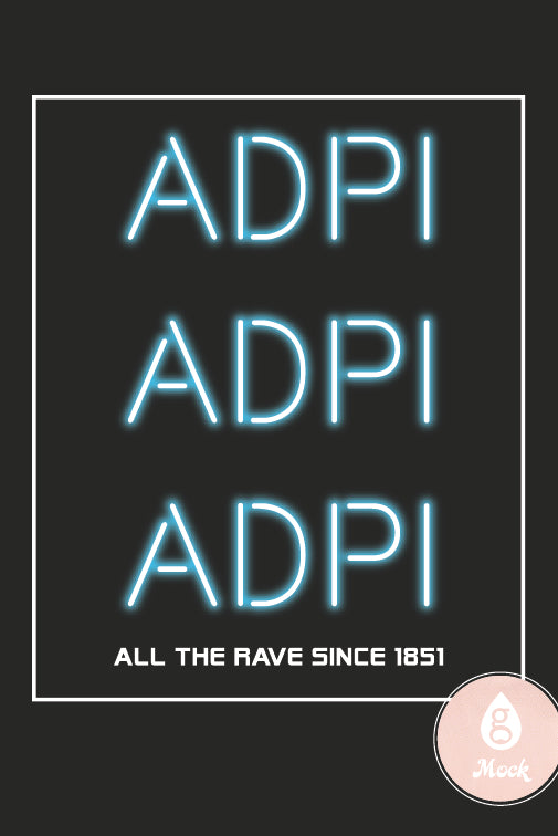 Alpha Delta Pi All the Rave