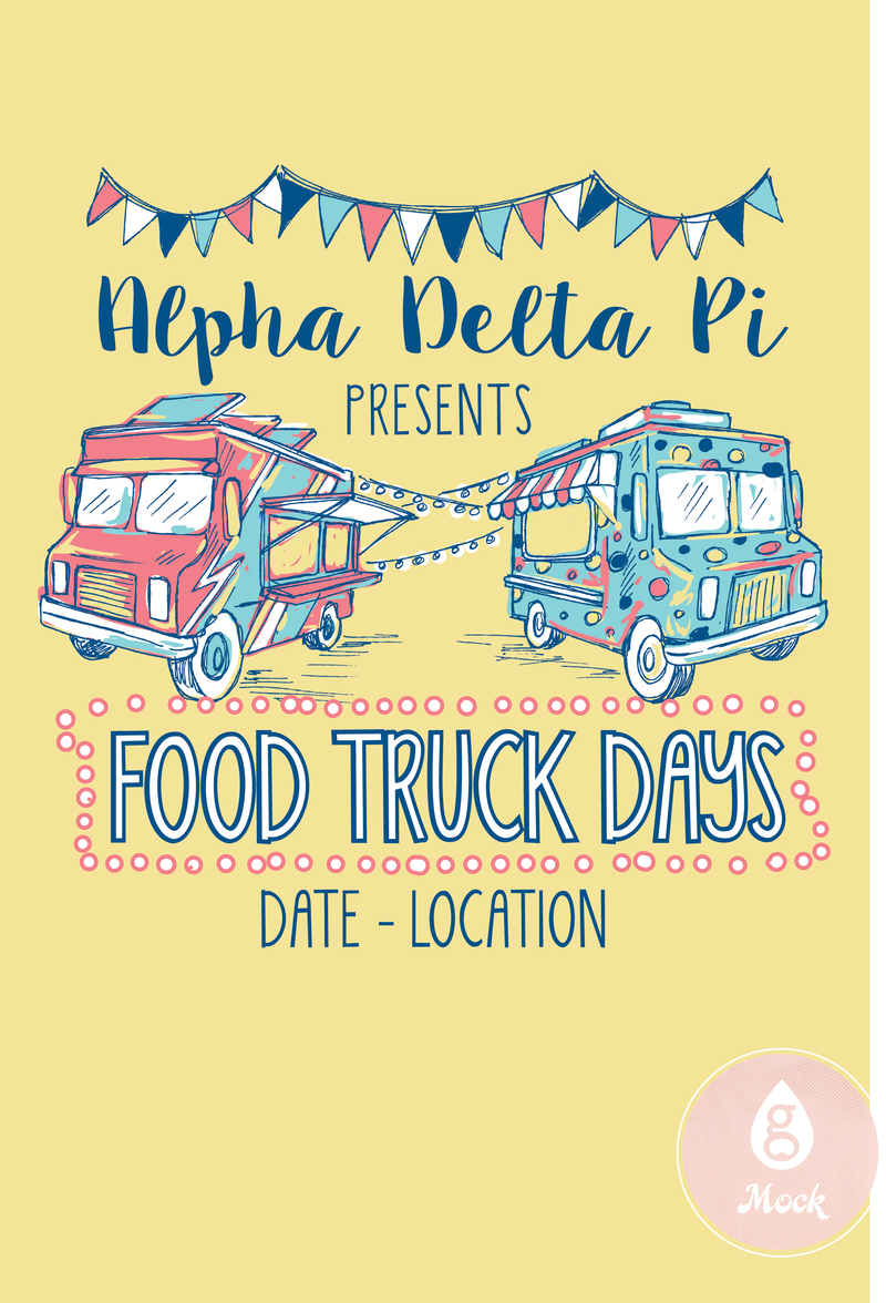 Alpha Delta Pi Food Truck