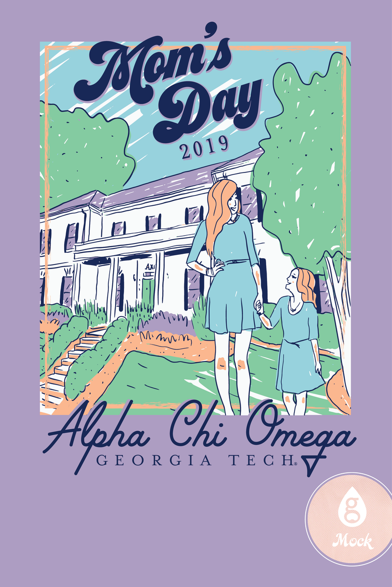 Alpha Chi Omega Parent's Weekend Mom's Day