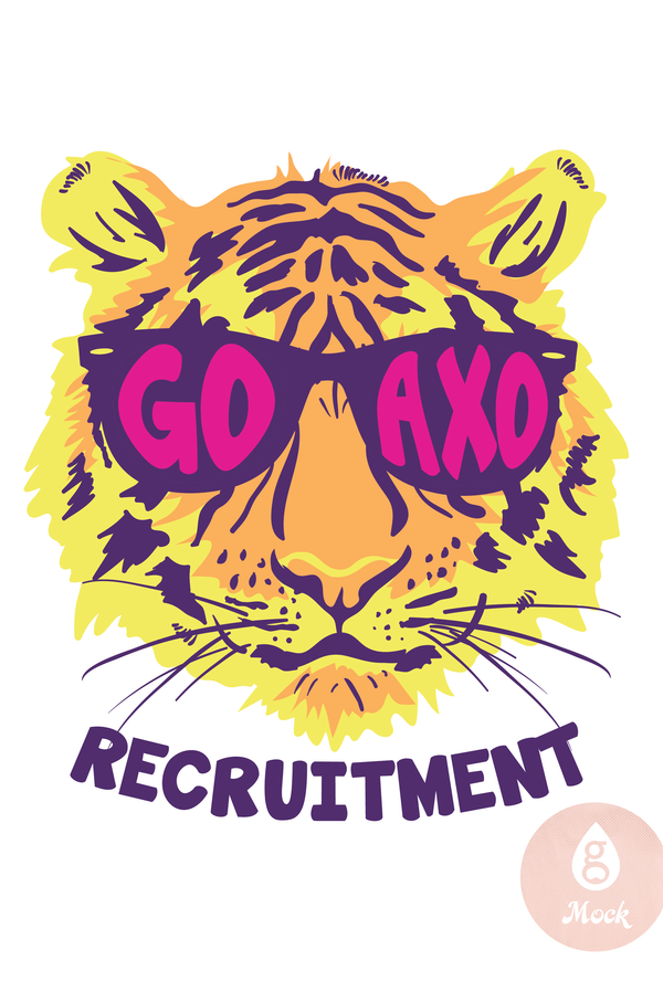Alpha Chi Omega Recruitment R301