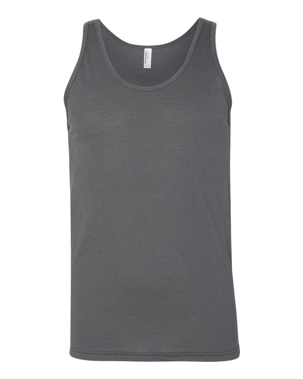 American Apparel BB408W Unisex Poly-Cotton Tank