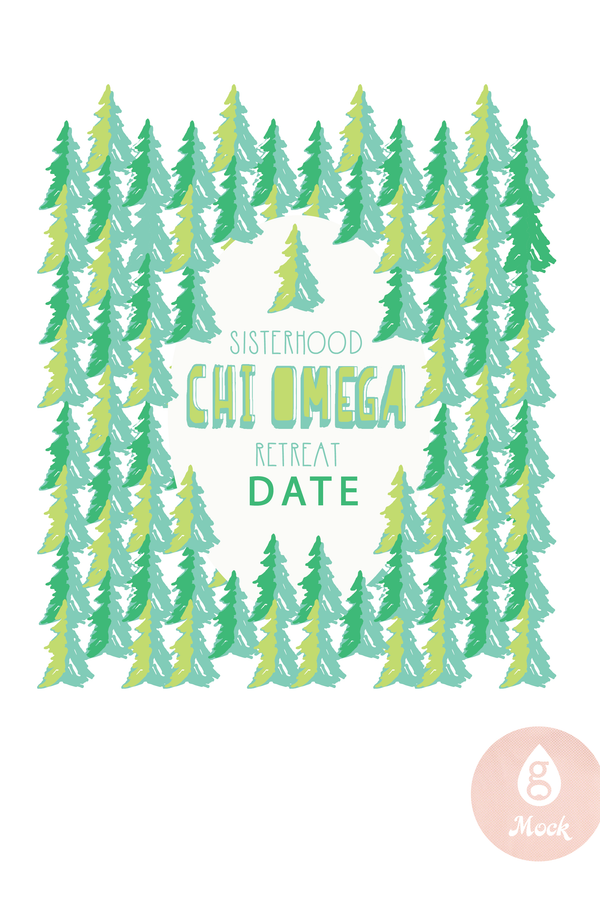 Chi Omega Forest Retreat