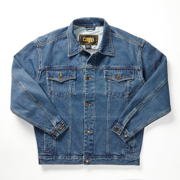 Eagle - Classic Washed Jean Jacket