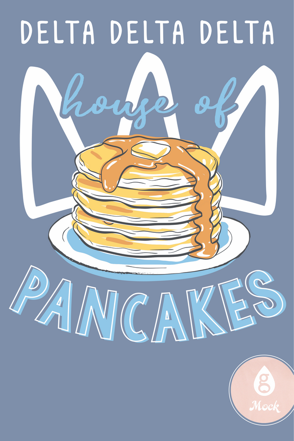 Tri Delta House of Pancakes
