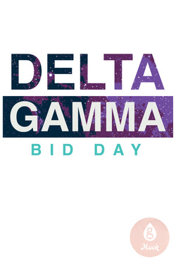 Delta Gamma Galaxy Block