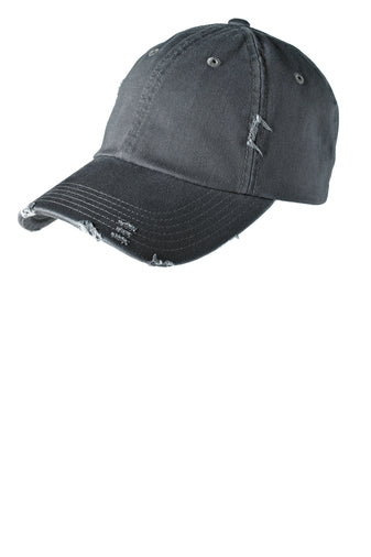 District® Distressed Cap