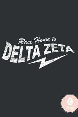 Delta Zeta Recruitment Race