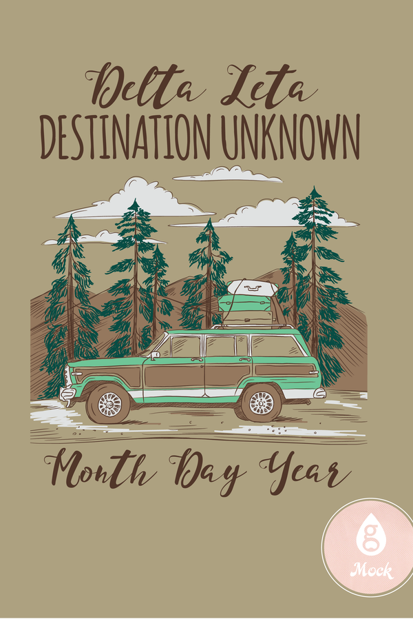 Delta Zeta Destination Unknown