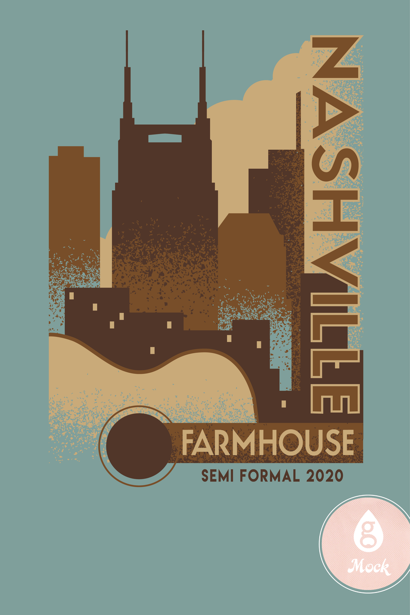 Farmhouse Nashville Semi Formal