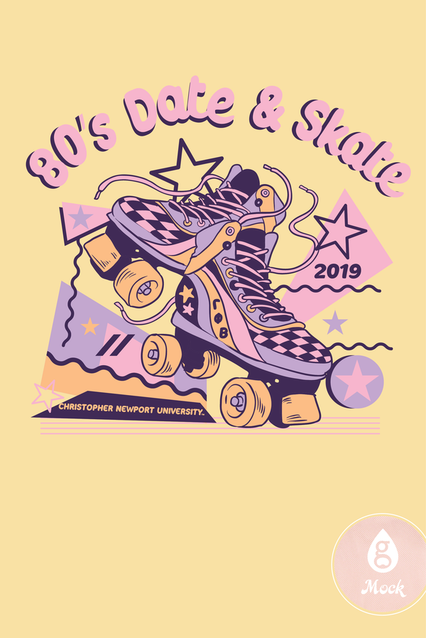 Gamma Phi Beta Datenight Skate
