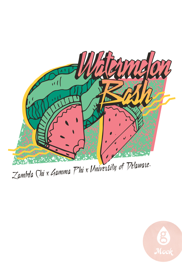 Gamma Phi Beta Watermelon Bash